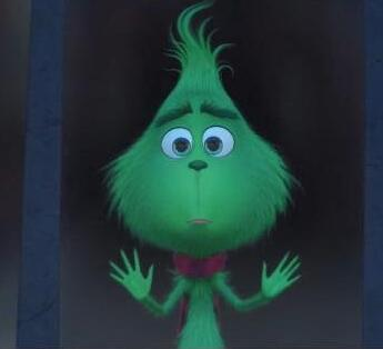 《绿毛怪格林奇》动画配音